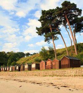 Studland Bay Beach Huts